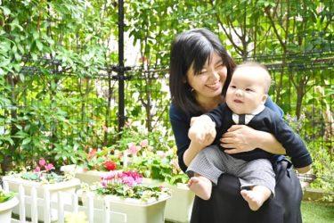 【大阪市フォトグラファーまりほちゃん】にプロフィール&家族写真を撮ってもらいました♪