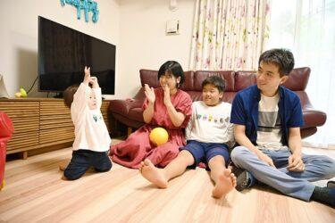 【1歳の誕生日記念】「関西の人気フォトグラファー くわはらまりほさん」に家族写真を撮って頂きました♪